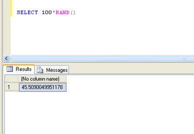 Sql Server Floor by Welcome To Sqlserver Mvp Rand Function And Floor