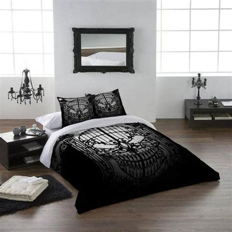 goth bedroom creepy gothic bedroom decor ideas gallery bedroom ideas