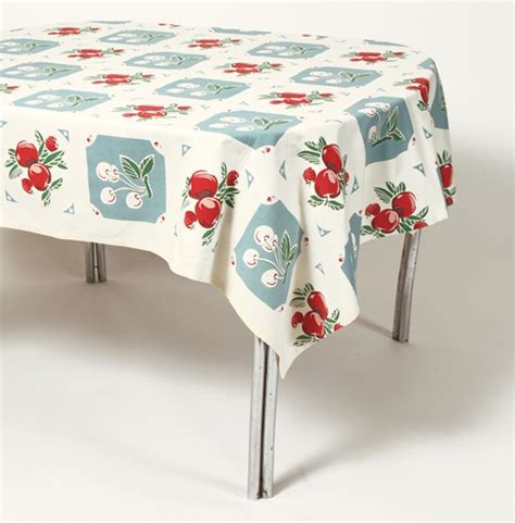 141 best images about 1940 s tablecloths on