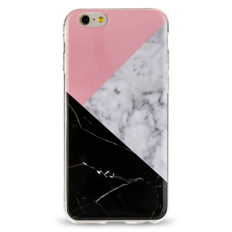 marble case marmer roze iphone   ihoesnl