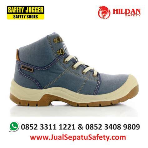 Sepatu New Safety Jogger Desert 043 Blue S1p Safetyjogger Shoes harga sepatu safety jogger desert jualsepatusafety