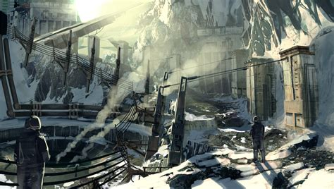 interesting concept killzone 3 concept art is awesome