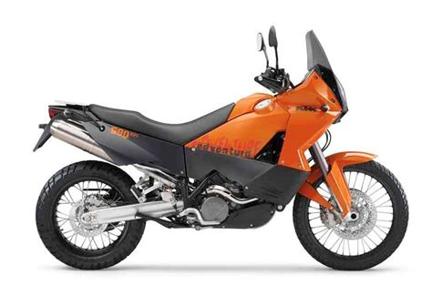 Ktm 990s Ktm 990 Adventure 2003 2012 Review Mcn