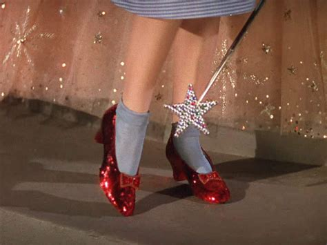 the wizard of oz slippers dorothy s shoes the wizard of oz photo 1590778 fanpop