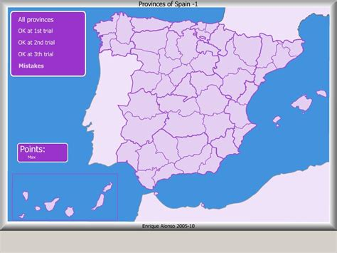 map of spain provinces interactive political flash map provinces of spain where
