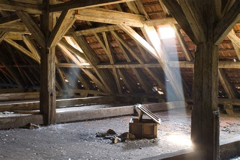 house attic attic inspection the inspector