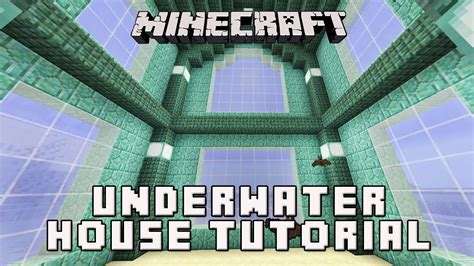 create a house minecraft how to make a house underwater interior design
