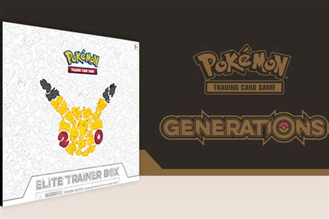 20th Anniversary Pokemon Giveaway - pok 233 mon tcg generations elite trainer box giveaway polygon