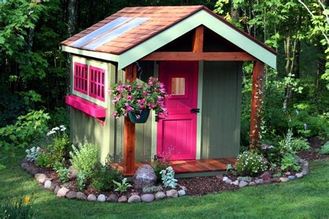 Garden House Ideas 20 Ideas For The Home Garden Wooden In Country House Style Interior Design Ideas