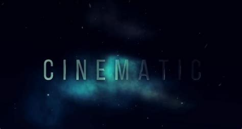cinematic trailer after effects templates free after