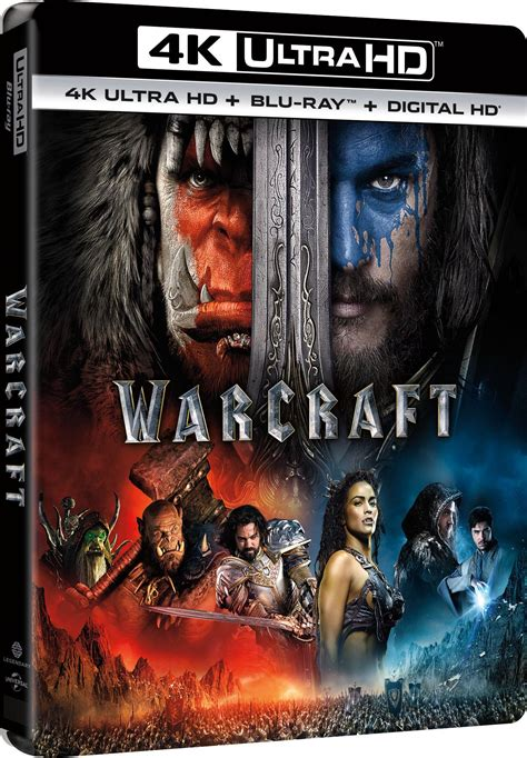 film blu ray 3d 4k warcraft 4k ultra hd cover side screen connections the