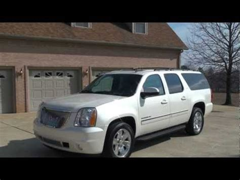 manual cars for sale 2010 gmc yukon navigation system 2010 gmc yukon xl slt nav tv for sale see www sunsetmilan com youtube