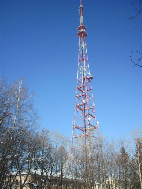 radio masts  towers