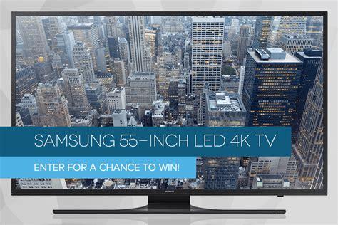 4k A Day Giveaway - dt giveaway samsung un55ju6500 55 inch 4k ultra hd tv digital trends