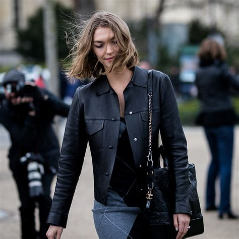 Syari Stela the one chanel bag every style is wearing