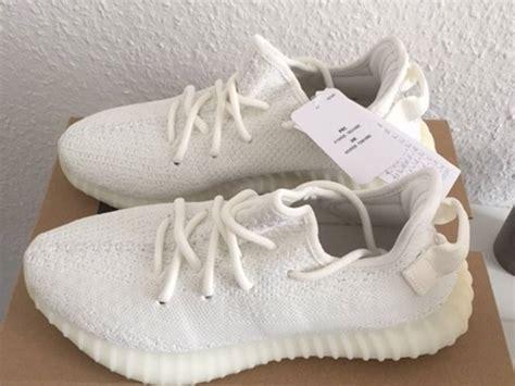 Adidas Yezzy Boost 350 V2 White 1 yeezy boost 350 v2 white where to buy