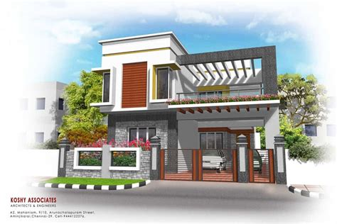 house elevations kerala style modern house at 2320 sq ft