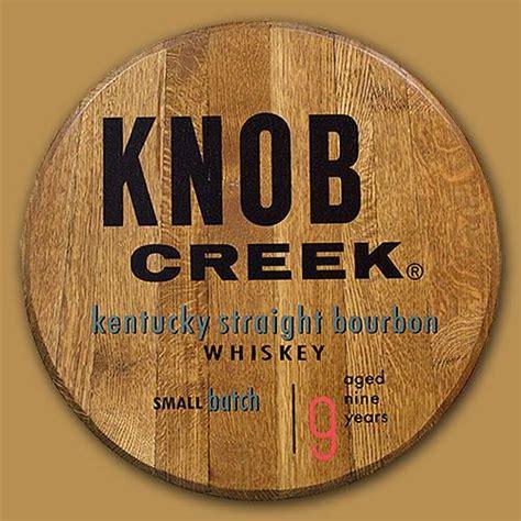 Knob Creek Logo by Tasteofbourbon Bourbon Gift Baskets For All Occasions