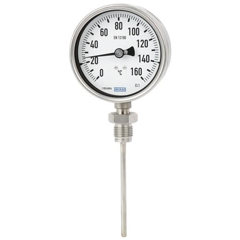 Temperature Wika bimetal thermometer 55 wika united kingdom