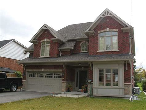 custom homes builder exteriors custom home builder in toronto and the gta