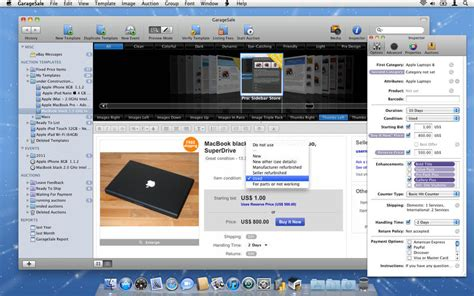 Garage Sale Mac by Garage Interest Garage Sale App Designs Garagesale On