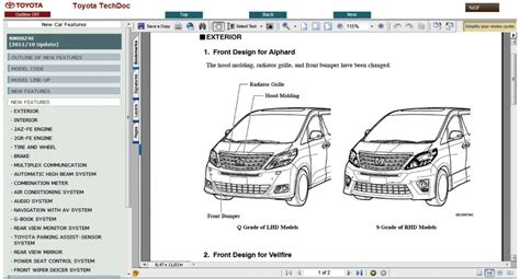 small engine repair manuals free download 2009 toyota corolla electronic valve timing toyota alphard vellfire 2008 2012 service repair information manual