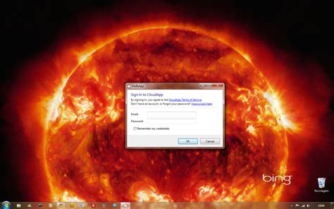Como Fazer O Auto Logon No Windows 7 by Fluffyapp O Cliente Cloud Do Windows Pplware