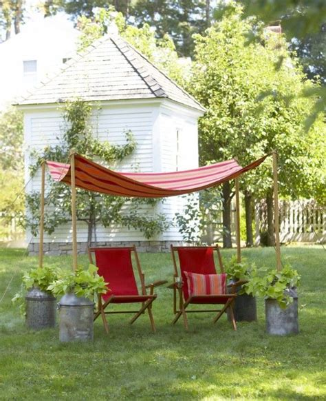 how to make a garden canopy diy projects