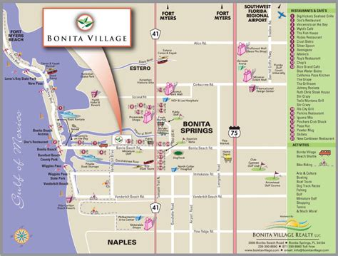 where is bonita springs florida on a map bonita about bonita springs