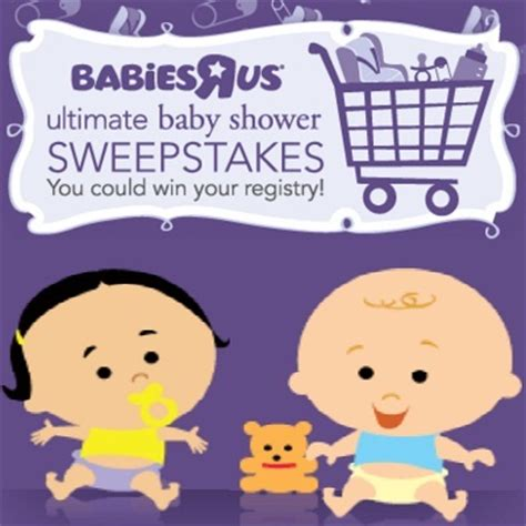 baby shower babies r us babies r us ultimate baby shower sweeps sweepstakesbible