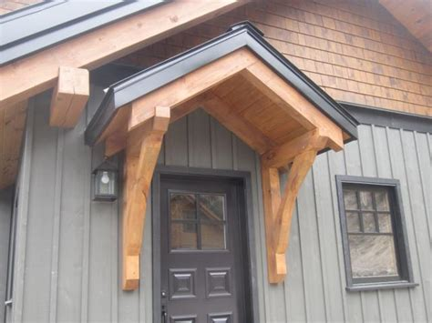 front door overhang plans timberframe porch decorative search e x t e r i
