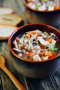 Best Chicken Soup with Rice