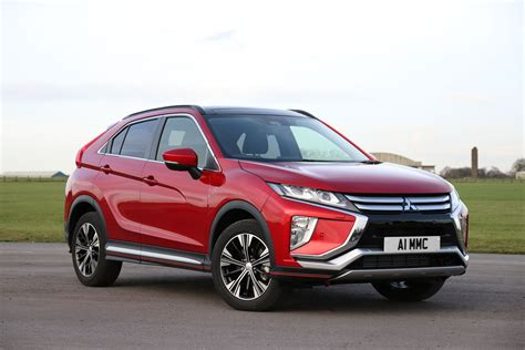 mitsubishi eclipse mitsubishi eclipse cross suv review parkers