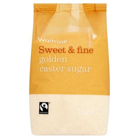 Gula Kastor Caster Sugar 1kg waitrose golden caster sugar 1kg from ocado