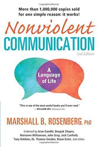Pdf Nonviolent Communication Language Changing Relationships nonviolent communication a language of changing