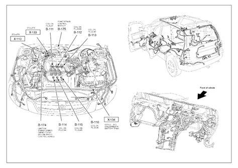 mazda tribute engine diagram wiring diagram schemas