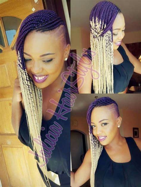 cornrow braids with shaved sides back lemonade braids braids pinterest shaved sides hair