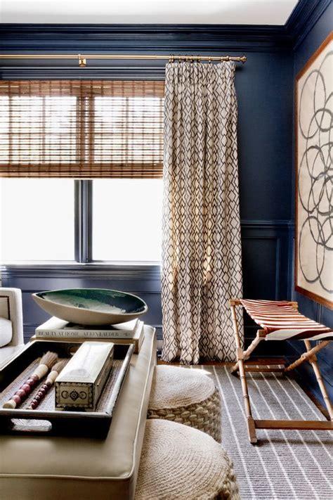 cool brown  blue living room designs digsdigs
