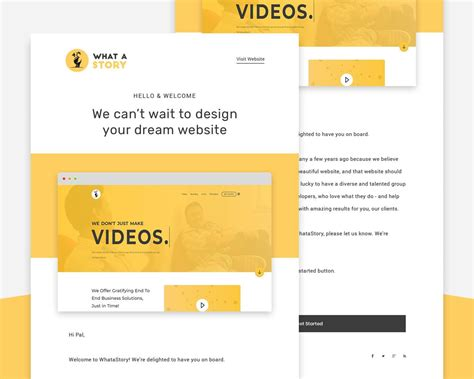 Html5 Email Template Professional Psd To Responsive Html5 Email Template By Vicasso On Envato Studio