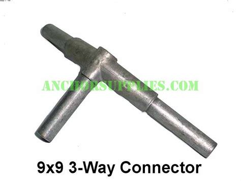 Three Way 3 Way T Connector Sparepart Pompa Asi Spectra army tent spare parts