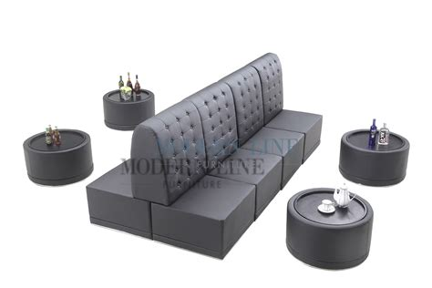 modern line furniture commercial custom made of and booth