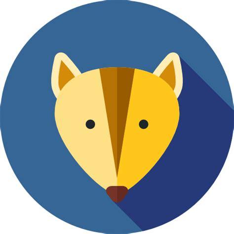 fox  animals icons