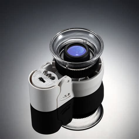 uv light for home mini 45x zoom adjustable loupe magnifier magnifying glass