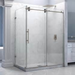 shower stalls with doors shower enclosures