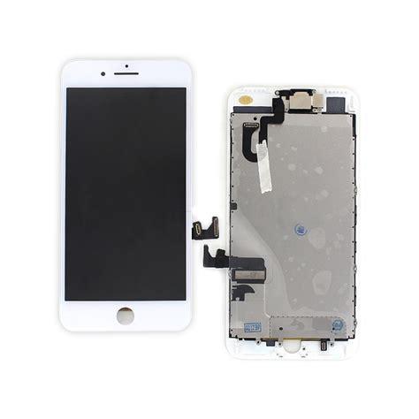 Ecran Iphone 7 Blanc by Ecran Blanc Iphone 7 Plus Premium Pr 233 Assembl 233 Pour Changer Votre 233 Cran Si Il Ne Fonctionne Plus