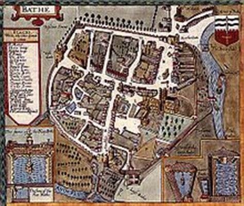 Roman Insula Floor Plan by Bath Somerset Wikipedia