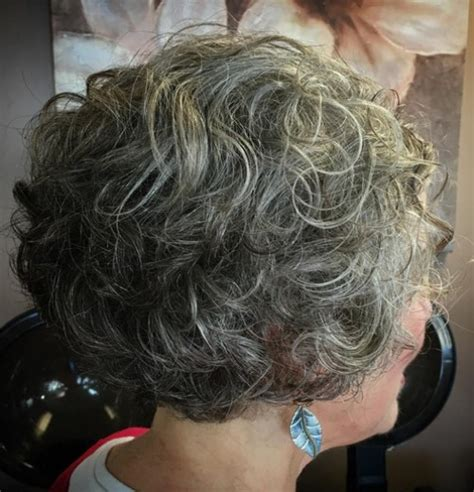 short curly grey hairstyles 2014 60 gorgeous hairstyles for gray hair