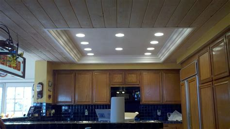 kitchen ceiling light fixtures led with regard to kitchen wooden ceiling with square ceiling led lighting above the
