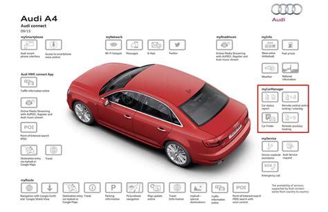 Audi Mmi Connect App by Mmi Connect App Audi Sport Net