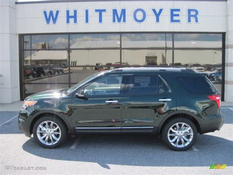 Ford Explorer Xlt 2013 by 2013 Green Gem Metallic Ford Explorer Xlt 4wd 69997823